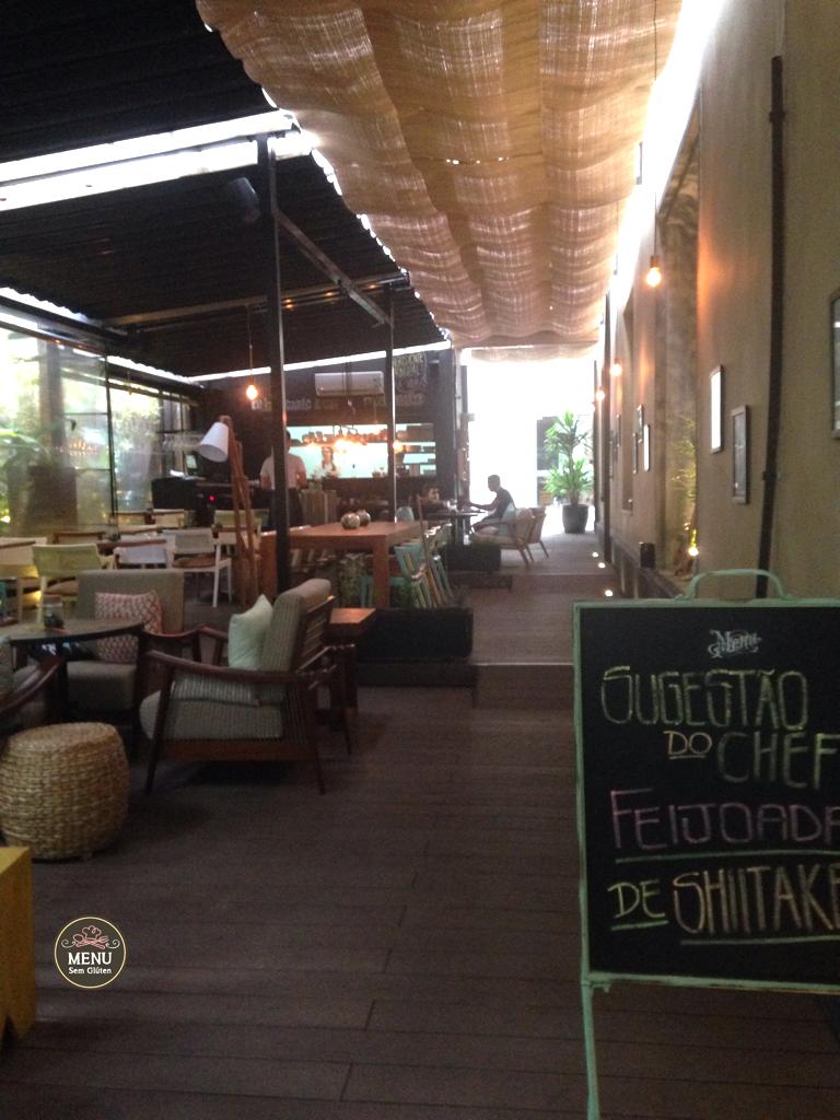 Restaurante sem glúten em São Paulo: Nambu Cozinha de Raiz